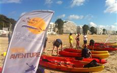 Animations de plage team building Seminaire La Baule